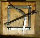 Znamení střelec - ručně kovaný obrázek - značkové zboží