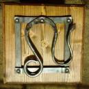 Znamení lev - ručně kovaný obrázek - značkové zboží